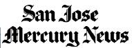 Cali Estes in the San Jose Mercury