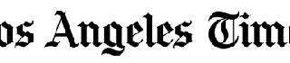Cali Estes in Los Angeles Times